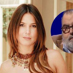 Úrsula Vargues y Jorge Lanata