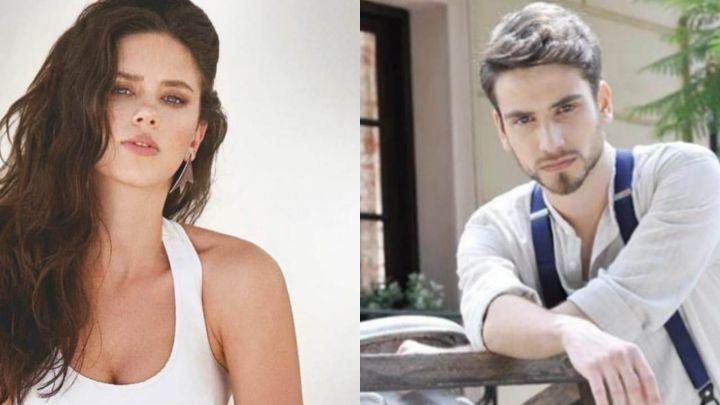 Albert Baró habló sobre el rumor de romance con Delfina Cháves