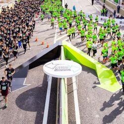 Carrera Ciudad Verde, edición 2019, Paseo del Bajo
