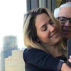 Eduardo Costantini y Elina Fernández Fantacci en Nueva York