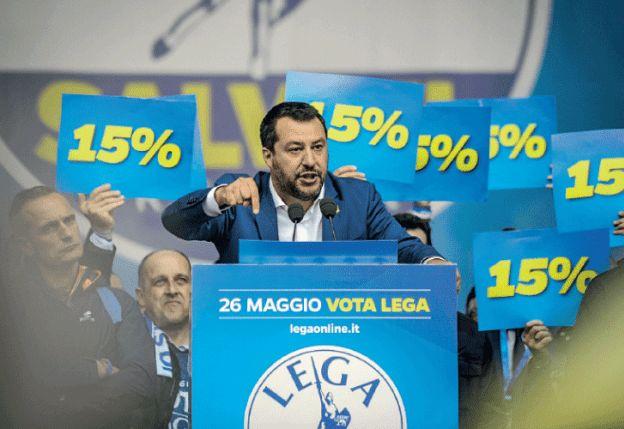 Italia: la política y los juegos