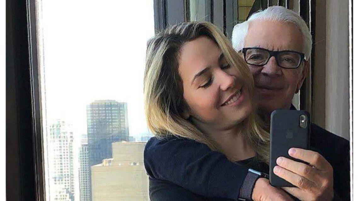 Eduardo Costantini afianza su romance con Elina Fernández Fantacci