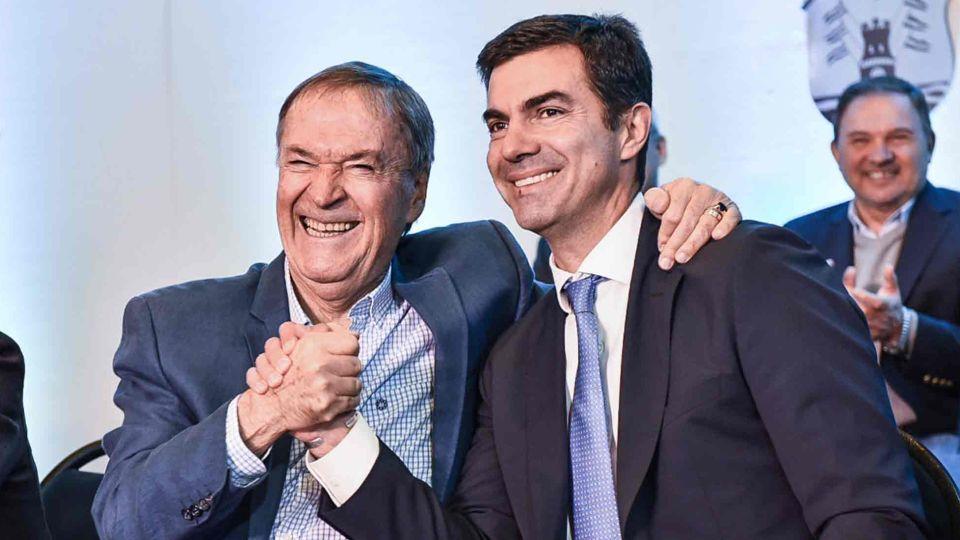 Juan Manuel Urtubey y Juan Schiaretti 05272019