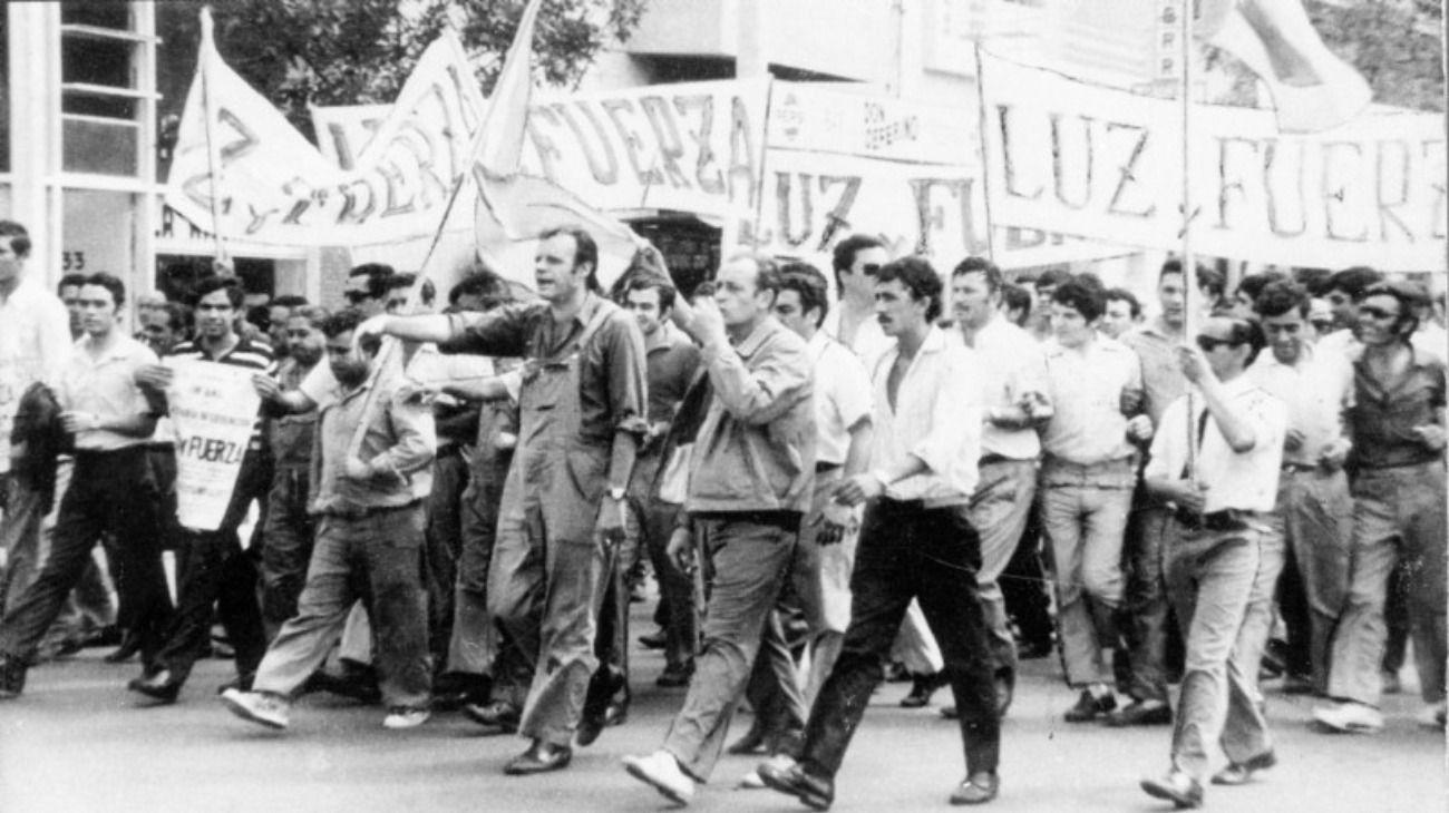 La revuelta que conmocionó al país.