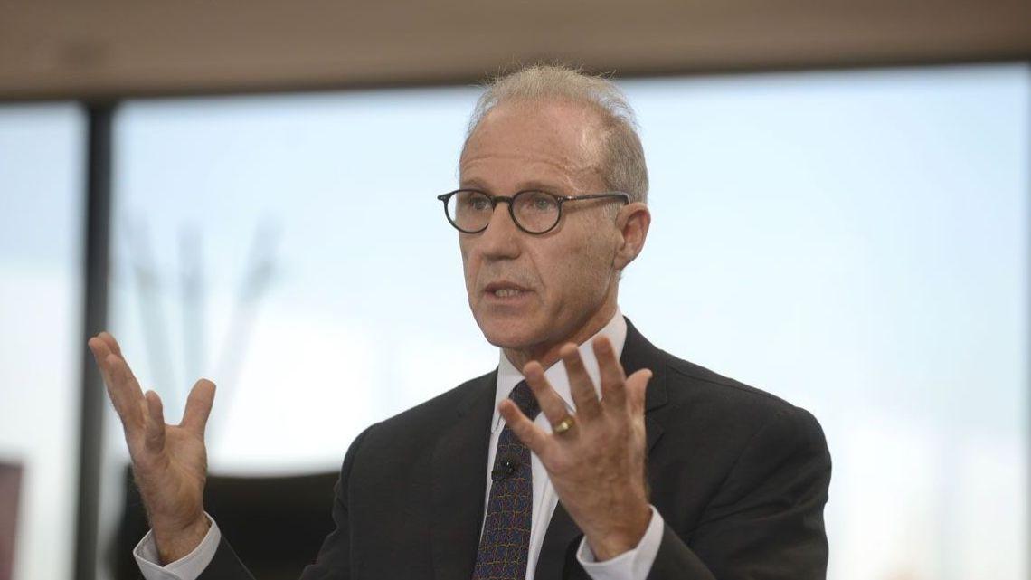 Supreme Court Chief Justice Carlo Rosenkrantz.