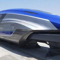El nuevo Maglev chino empezó a desarrollarse hace tan solo tres años, pero desde el principio se estimó que la fabricación en serie comenzará en 2021.