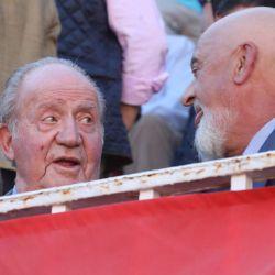 El rey Juan Carlos reaparece en Las Ventas