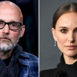 Moby y la inesperada pelea con Natalie Portman