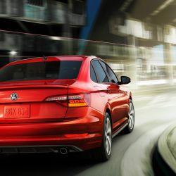 Nuevo Volkswagen Vento GLI.
