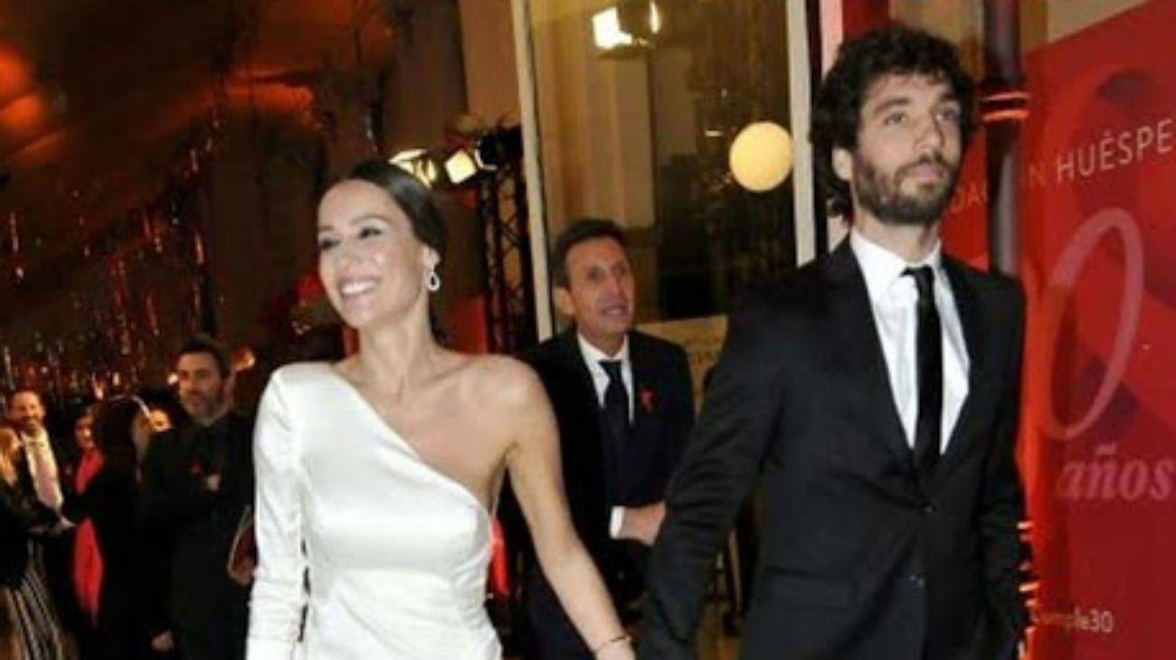 Pampita separada de Mariano Balcarce a cinco meses de confirmar el romance