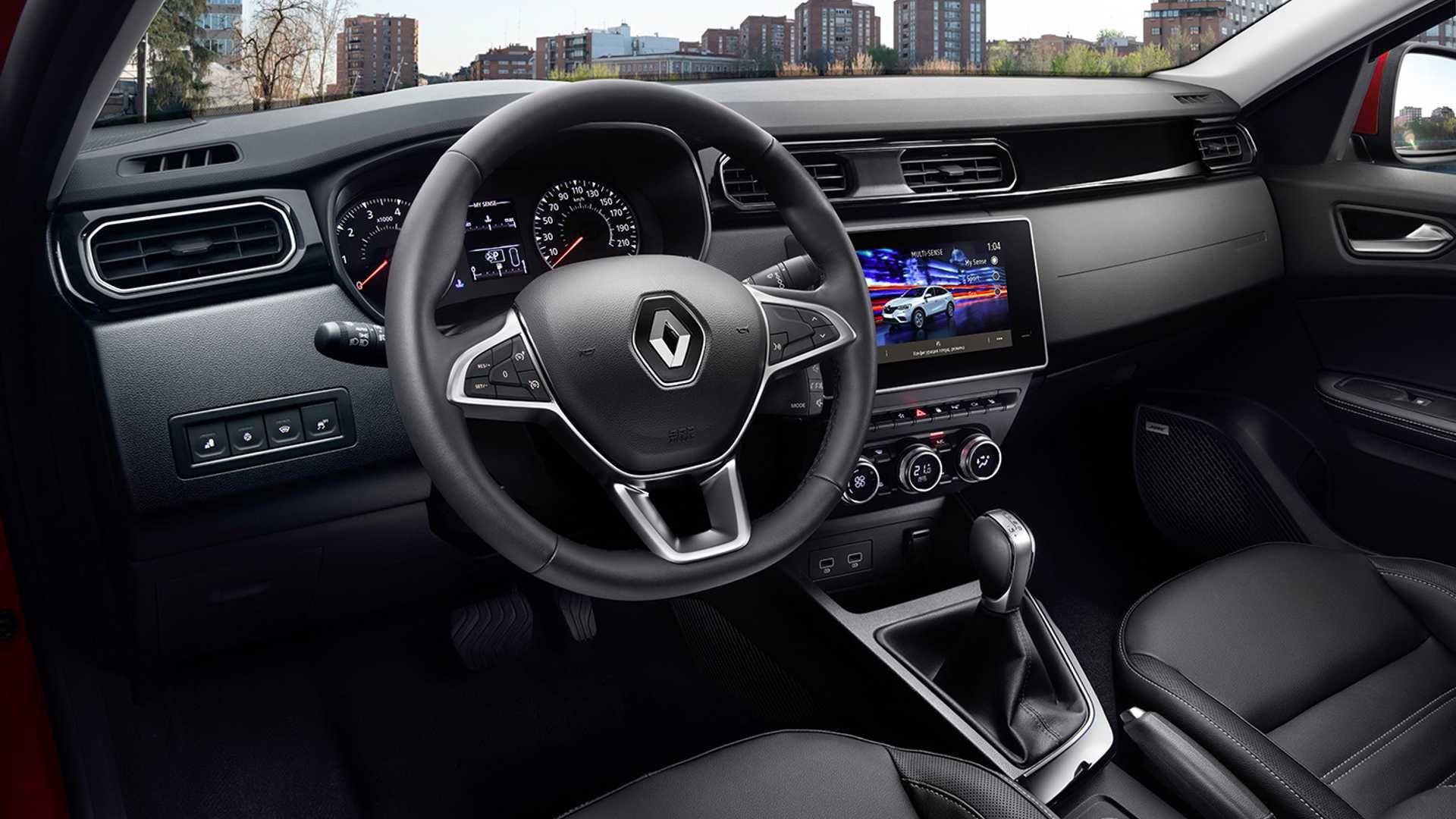 Parabrisas   Así es el nuevo Renault Arkana