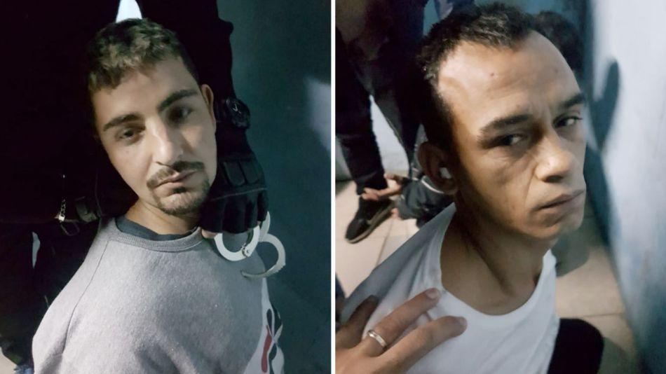 presos que se fugaron en Santa Fe 20190529