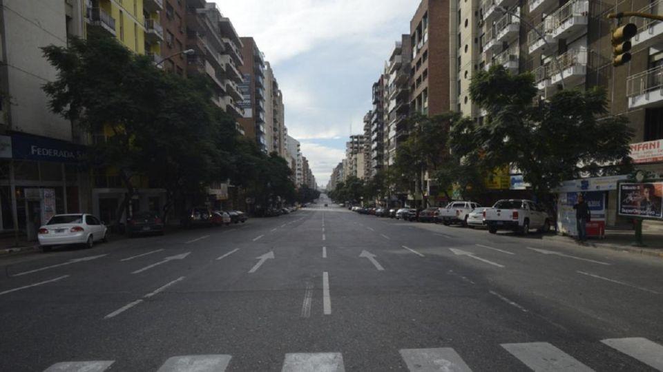 El paro nacional con alto acatamiento en la provincia de Córdoba.