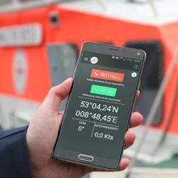 La aplicación Safetrax ayuda a los servicios de rescate a rastrear a víctimas de naufragios.