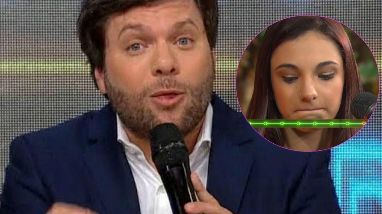 Exitoina Una Tremenda Burrada En El Programa De Guido Kaczka Indigno A Las Redes