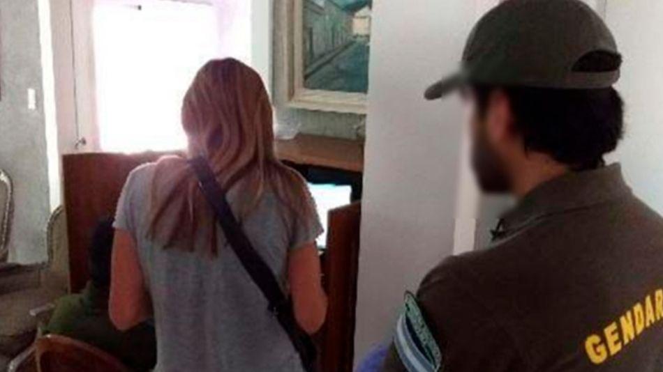 Allanamientos que realizó Gendarmería Nacional por el delito de pornografía sexual en Internet.