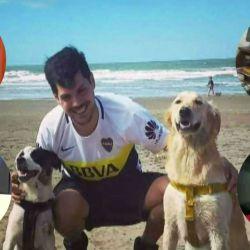 Adrián Continiello falleció el 1 de abril