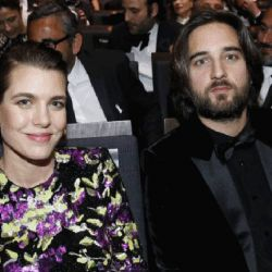 Se casan Charlotte Casiraghi y Dimitri Rassam