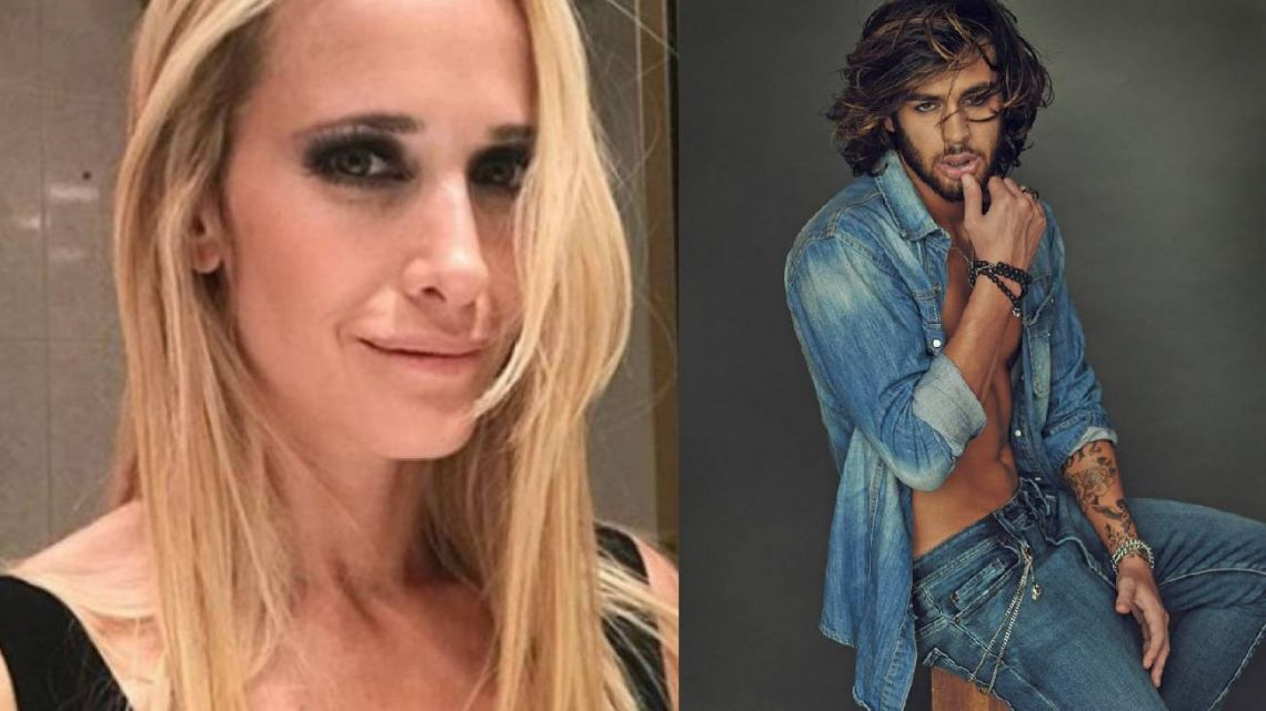 Julieta Prandi blanqueó nuevo romance
