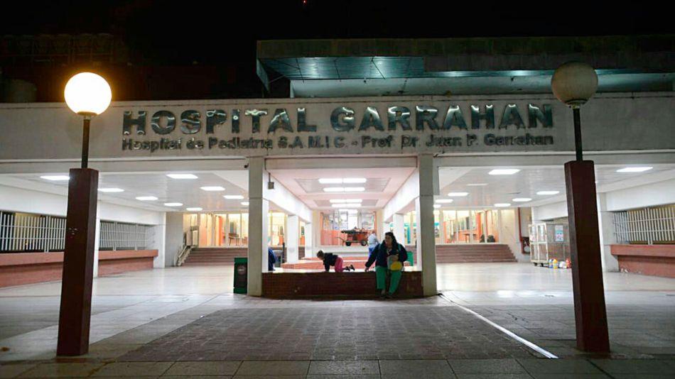 Allanamiento Hospital Garrahan 31052019