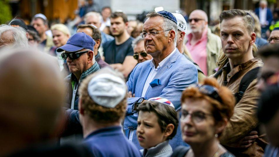 El llamado a la solidaridad fue la respuesta a la advertencia de que los judíos que no usen kipá.