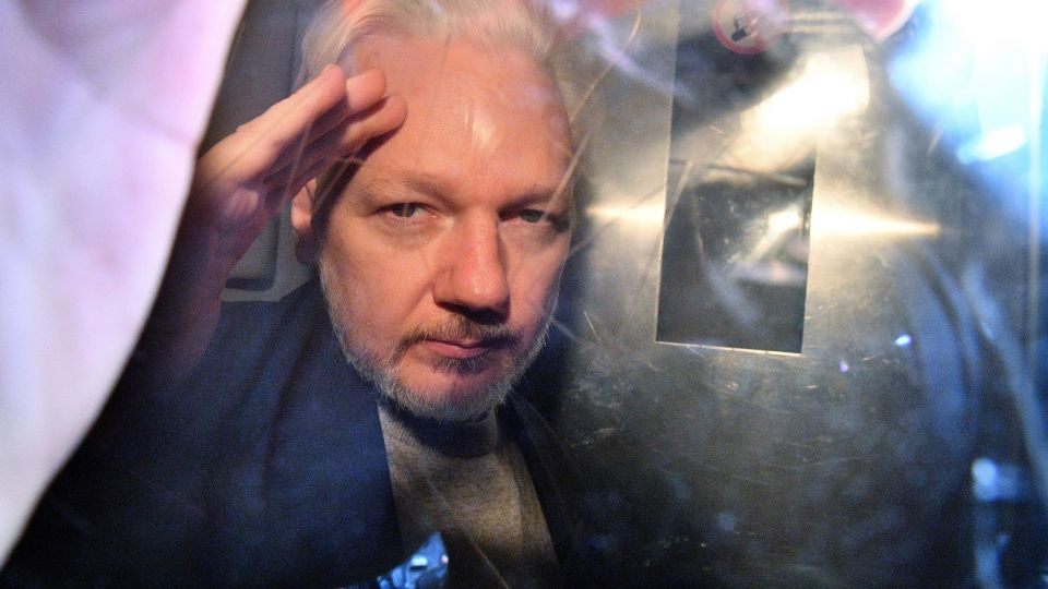 Assange 'Unwell,' His Lawyer Says During U.S. Extradition Fight