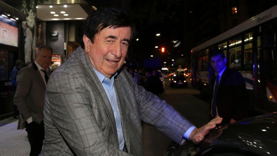 El principal asesor de Cambiemos, Jaime Duran Barba.