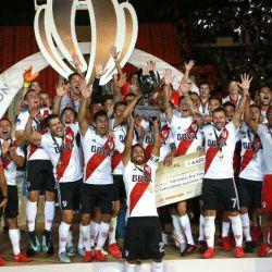 River campeón Supercopa Argentina