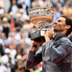 Rafael Nadal campeón