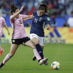 Argentina-Escocia