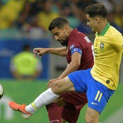 brasil venezuela copa america 18062019