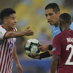 paraguay qatar copa america afp 16062019