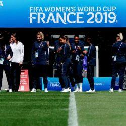 plantel femenino francia mundial afp 06062019