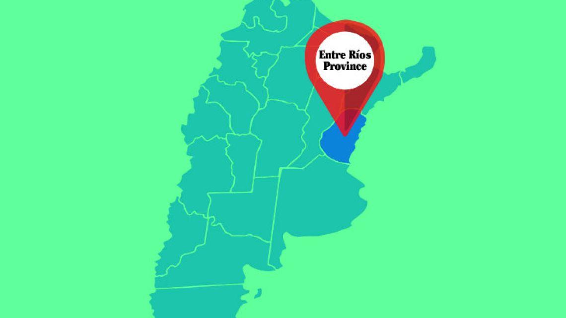 Entre Ríos province.