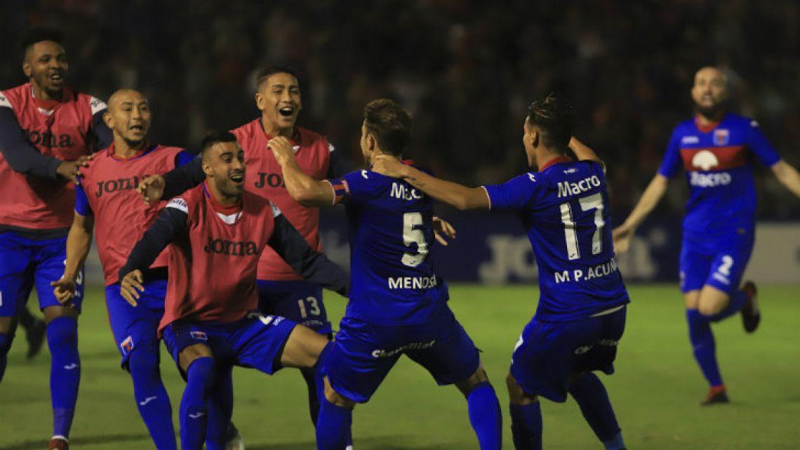 Tigre celebrations.