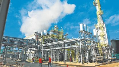A pesar de la caída de 6,3% de las ventas en el mercado interno, fue la segunda en el ranking histórico del biodiesel.