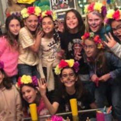 El cumpleaños de Antonia, la hija de Vero Lozano