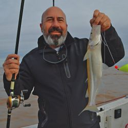 La pesca de pejerreyes en el Río de la Plata es algo soñado por los amantes de la especie.