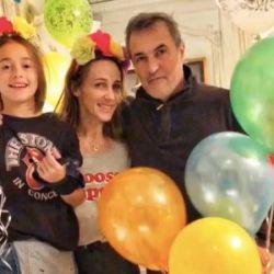 La hija de Vero Lozano Cumple años