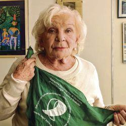 Nelly Pila Minyersky, una luchadora incansable