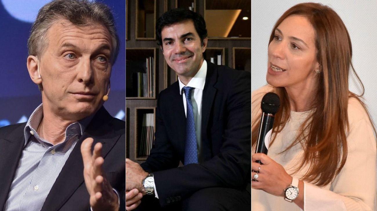 Macri le permitiría a Vidal ir como colectora de Alternativa Federal.