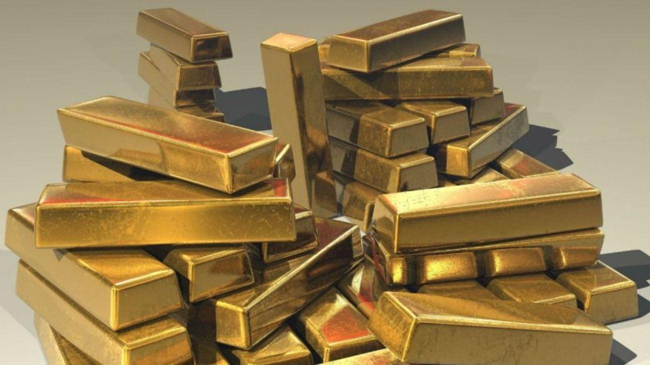 Imagen de carácter ilustrativo | El oro repunta a medida que aumenta la preocupación por el conflicto comercial entre Estados Unidos y China