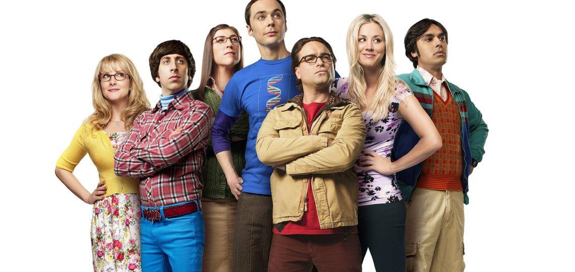 La historia de los actores de The Big Bang Theory fuera de los personajes