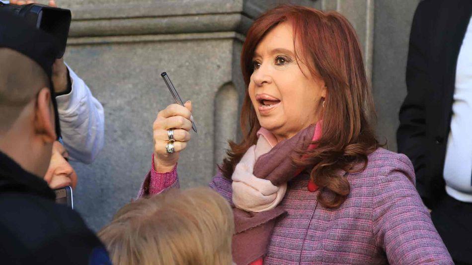 Cristina Fernandez de Kirchner 06032019