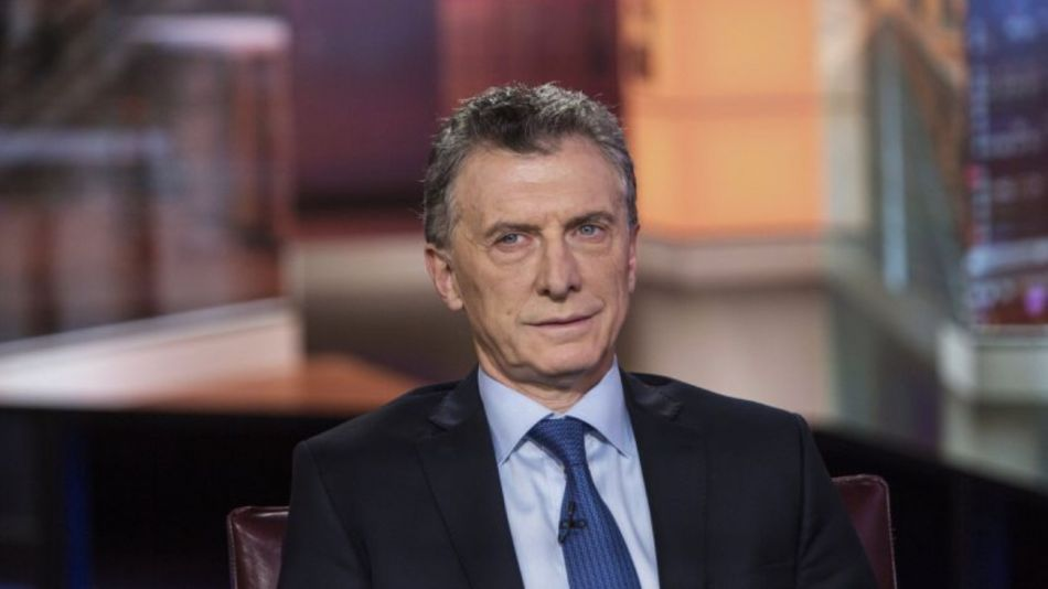 Mauricio Macri 20190603