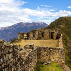 Choquequirao se encuentra a 169 km de Cusco.