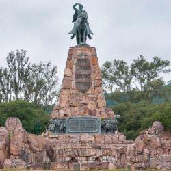 Monumento a Güemes.