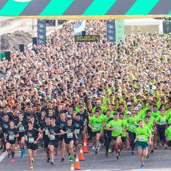 Más de doce mil personas participaron de la carrera para concientizar sobre la importancia del reciclado