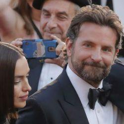 Rumores de crisis entre Bradley Cooper e Irina Shayk