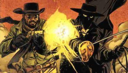Django y el Zorro ya se cruzaron en un cómic desarrollado por el mismo Tarantino